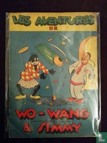Les aventures de Wo-Wang & Simmy