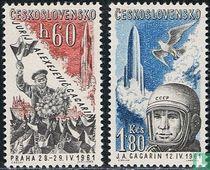 1e Bemande Russische ruimtevlucht