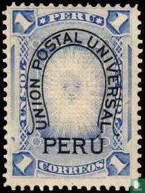 UNION POSTAL UNIVERSAL und PERU