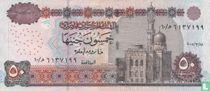 Egypte 50 Pounds  2005