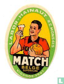 Match Belge Superieur