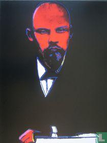 Lenin (zwart)