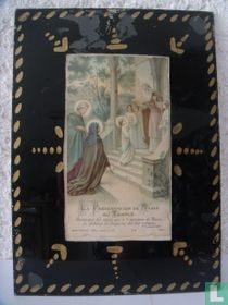 La presentation de Marie au Temple