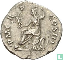 Hadrianus 117-138, AR Denarius (18mm, 3,40g) Rome