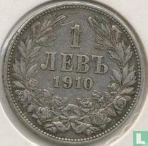 Bulgarije 1 lev 1910