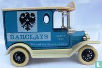 Ford Model-T Van 'Barclays Bank'