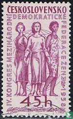 Congres wereldvrouwenbond