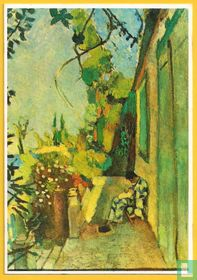 Het terras van Paul Signac