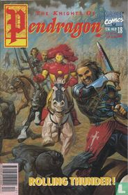 The Knights of Pendragon 18