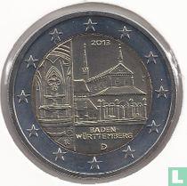 """Duitsland 2 euro 2013 (F) """"Baden - Württemberg"""""""