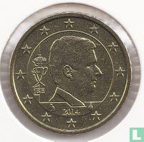 Belgium 50 cent 2014