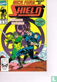 Nick Fury, Agent of S.H.I.E.L.D. 14