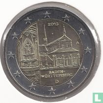 "Duitsland 2 euro 2013 (A) ""Baden - Württemberg"""