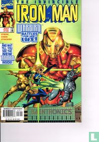 The Invincible Iron Man 18