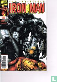 The Invincible Iron Man 19