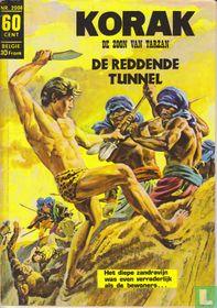 De reddende tunnel