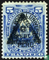 Dreieck auf Wappen mit Hufeisen