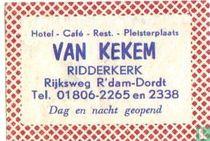 HCR Van Kekem