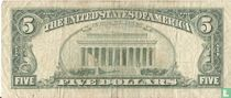 Verenigde Staten 5 dollars 1988 G