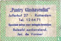 Pantry Glashavenflat - Jac. de Vormer