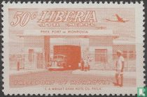 Toegang haven Monrovia