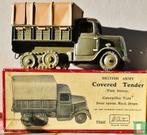 Army covered lorry caterpillar type (2nd version)