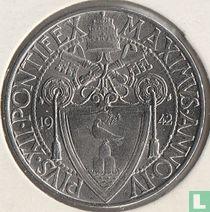Vaticaan 50 centesimi 1942