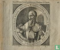 Ferdinandus Alvares A Toledo Dux Alvae (...)