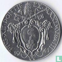 Vaticaan 1 lira 1941
