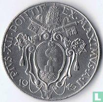 Vaticaan 1 lira 1940