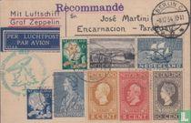 Zeppelin South America