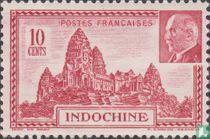 Angkor Wat en maarschalk Pétain