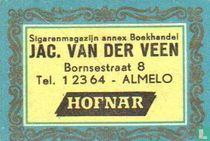 Sigarenmagazij annex Boekhandel Jac. van der Veer