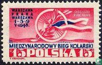 International bicycle tour