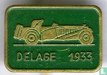 Delage 1933 [groen]