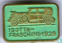 Isotta-Fraschini 1929 [lichtgroen]
