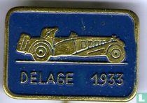 Delage 1933 [blauw]