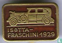Isotta-Fraschini 1929 [bruin]