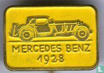 Mercedes Benz 1928 [geel]
