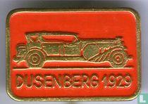 Dusenberg 1929
