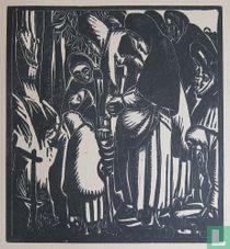 Jan-Frans Cantré - Bedevaartgangers, 1927