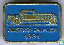 Austro-daimler 1931 [blauw]