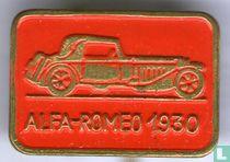 Alfa-Romeo 1930 [rood]