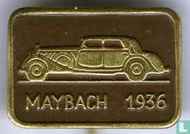 Maybach 1936 [donkerbruin]