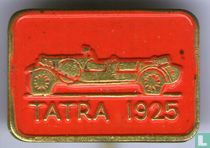 Tatra 1925 [rood]