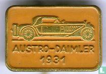 Austro-daimler 1931 [bruin]