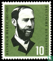 Hertz, Heinrich 1857-1894