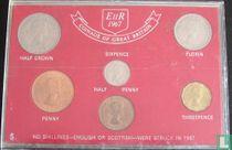 Verenigd Koninkrijk jaarset 1967