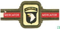 Militaire badges Ontscheping 1944