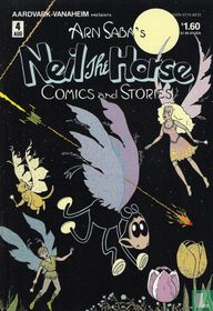 Neil the Horse Comics and Stories 4
